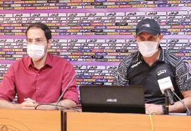 گلمحمدی: دوست دارم خیلی سریع قهرمان شویم | گفتم خبر استعفایم را بردارند