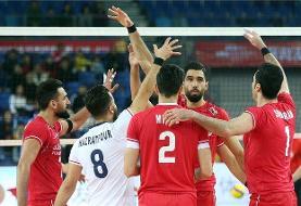 رنکینگ جهانی والیبال اعلام شد/ ایران همچنان هشتم جهان و اول آسیا