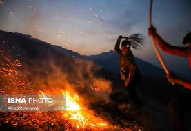 آموزش نیروهای اطفای آتشسوزیهای جنگلی در دستور کار