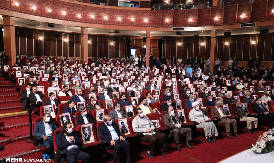 تکریم و معارفه رئیس «حوزه هنری»/ دادمان: هویت امروز ما «جهاد» است