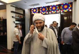 (تصاویر) معارفه رئیس جدید حوزه هنری