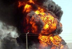 اقدام جیش العدل علیه چند خودروی نظامی ایران در زاهدان