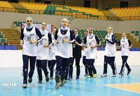 تیم ملی والیبال بانوان  بدون تغییر در رده ۶۳ جهان باقی ماند