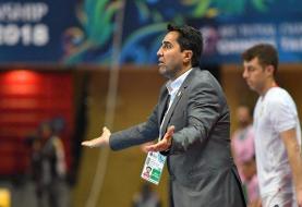 ناظم الشریعه: فخیم قبلا دوبار از تیم ملی خداحافظی کرده بود