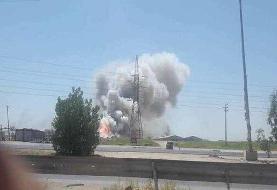 وقوع یک انفجار در مسیر زاهدان-خاش / دو نفر شهید شدند / اقدام تروریستی بوده؟