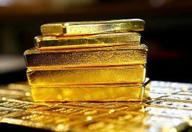 روند صعودی طلا مهار شد