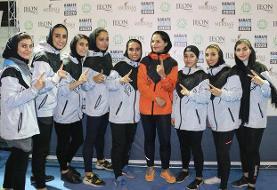 اقدام عجیب سازمان لیگ کاراته در تعیین قهرمان لیگ برتر بانوان