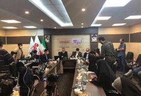 نشست معترضان به اعتبارنامه تاجگردون در خبرگزاری مهر آغاز شد