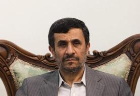 انتقاد تند احمدینژاد از قرارداد ۲۵ ساله ایران و چین