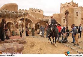 آغاز تصویربرداری دوباره  سریال «سلمان فارسی»+ فیلم
