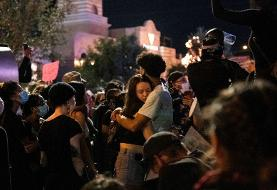 Cop in Las Vegas critically wounded, others elsewhere injured in protests