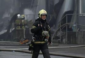 آتشسوزی مرگبار در بیمارستانی در سن پترزبورگ