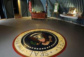 اسرار زیرزمین مخفی کاخ سفید که ترامپ به آن پناه برد