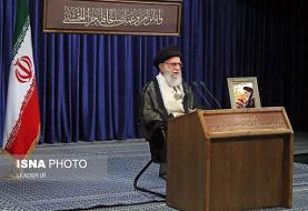 آسوشیتدپرس: رهبر ایران از سیاست ریاکارانه واشنگتن در زمینه حقوق بشر انتقاد کرد