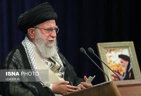 بازتاب بیانات رهبری در خبرگزاری فرانسه در سالگرد ارتحال امام خمینی (ره)