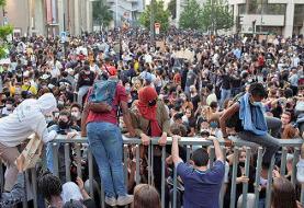 تصاویر | اعتراض مردم سراسر جهان به نژادپرستی پلیس آمریکا