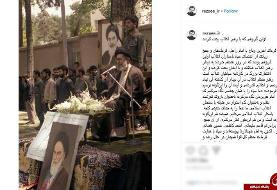 اولین گروه بیعت کننده با آیت الله خامنهای بعد از انتخاب به عنوان رهبری انقلاب +عکس