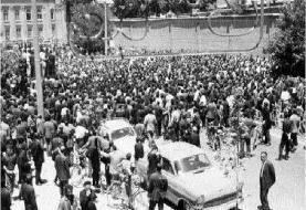 تظاهر کنندگان در پانزده خرداد ۴۲ در کدام محلات تهران راهپیمایی کردند؟