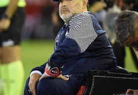 قرارداد مارادونا تمدید شد
