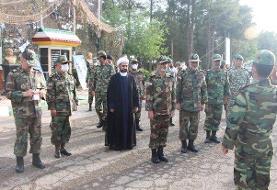 سرلشکر موسوی از مرکز تربیت و آموزش ۰۲ ارتش بازدید کرد