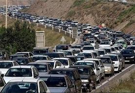 رئیس پلیس راه مازندران:  تردد حجم زیاد خودروها در مسیر شمال