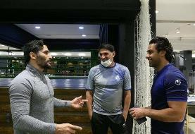 کاظمیان: عادل از کرونا میترسید و فوتبال بازی نمیکرد!