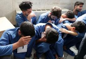 ۷ سارق با ۱۴ فقره سرقت دستگیر شدند
