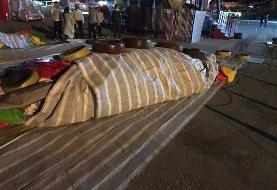 بریدن کابلهای سرسره بادی، کودک ۵ ساله را به بیمارستان فرستاد
