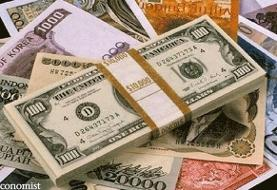 نرخ ارز آزاد در ۱۴ خردادماه