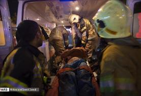 شمار کشتههای انفجار کلینیکی در تجریش به ۱۹ نفر رسید| مواد رادیواکتیو در محل وجود ندارد
