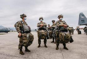 پنتاگون: پیشنهاد خروج ۹۵۰۰ سرباز آمریکایی از آلمان تایید شد