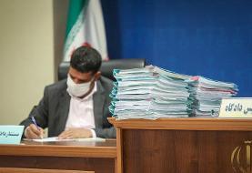 نماینده دادستان به ایروانی: از دهه ۸۰ ارز دریافت کردید و یک ریال و درهم هم پس ندادید | قاضی: قبل ...