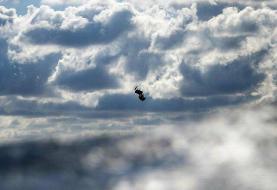 عکس روز/ از آب به آسمان