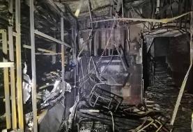 فیلم   بیشترین جانباختگان انفجار کلینیک در این اتاق مستقر بودند   چرا تعداد تلفات در طبقه آخر ...