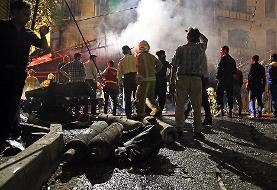 رییس اورژانس تهران: وضعیت مصدومان حریق مرکز درمانی پایدار است