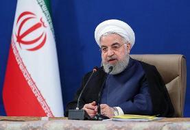 روحانی: اقدامات آمریکا، تروریسم اقتصادی و ناقض حاکمیت ملت هاست