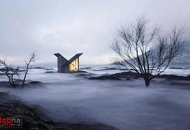 مفهومی جدید از پناهگاه در کوهستان! (+تصاویر)
