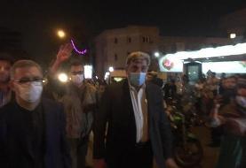 ۱۳ کشته در آتش سوزی کلینیک شمال تهران +عکس