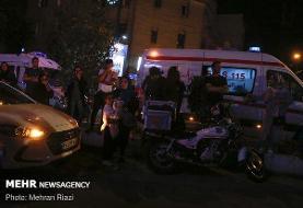 اعمال محدودیت ترافیکی در اطراف کلینیک سینای تهران