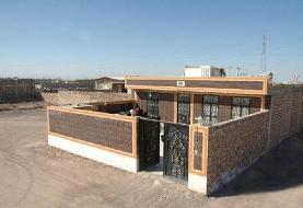 پایان بازسازی خانههای سیلزدگان در گلستان