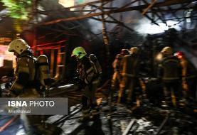 اسامی و آخرین وضعیت مصدومان حادثه شب گذشته کلینیک سینا اطهر