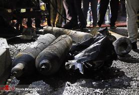 حریق در مرکز درمانی شمال تهران/۱۳ نفر جان باختند