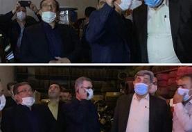 تشکیل شبانه جلسه ستاد مدیریت بحران به ریاست حناچی