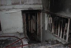 آتش خاموش شده است/ هنوز هیچ آماری از مصدومان اعلام نشده
