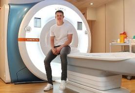 (عکس) تستهای پزشکی سنگربان جدید بایرن
