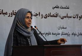 تایید ۵ سال حبس فریبا عادلخواه در دادگاه تجدید نظر