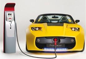 ساخت نخستین ایستگاه شارژ خودروهای برقی در تهران