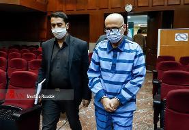 (تصاویر) هفتمین جلسه رسیدگی به اتهامات اکبر طبری
