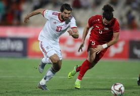 اعلام برنامه بازیهای ایران در انتخابی جام جهانی ۲۰۲۲