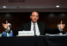 Republicans blast FBI Russia probe as Rosenstein defends Mueller